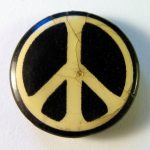 CND logo on badge