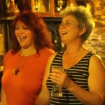 Hilary Coleman and Sally Burley