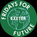 Fridays 4 Future Exeter Logo
