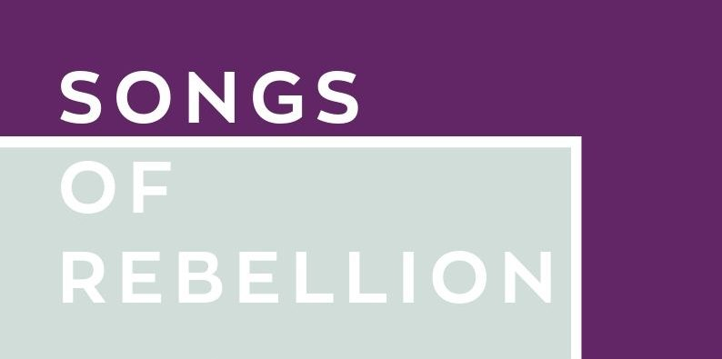 Songs of Rebellion banner
