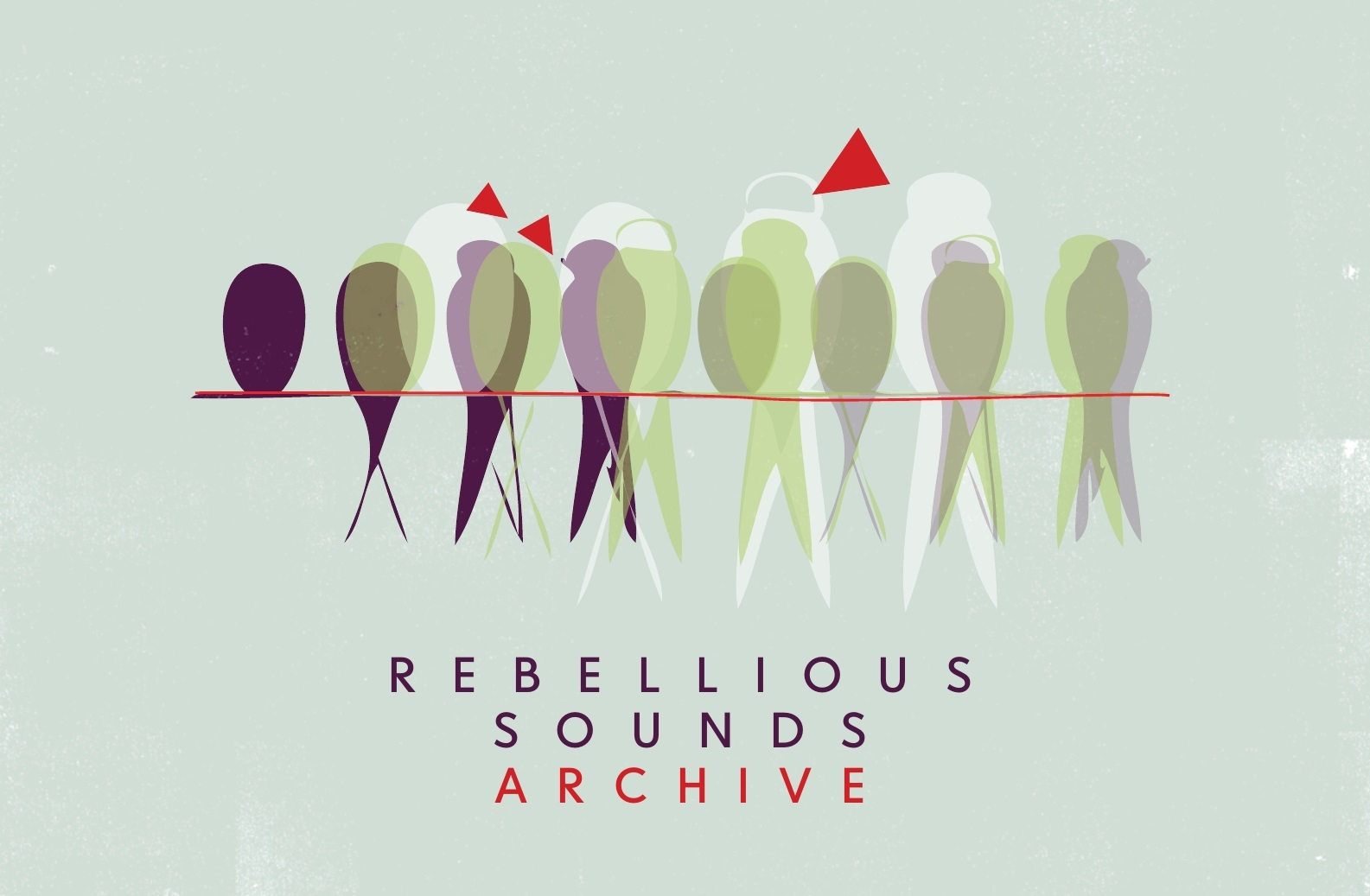 Rebellious Sounds Archive Logo